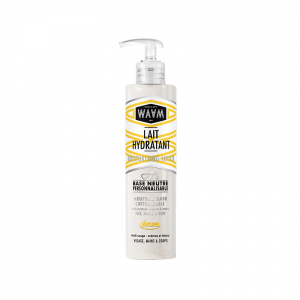Base lait hydratant 250ml