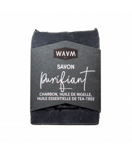 Purifying Soap with Charcoal