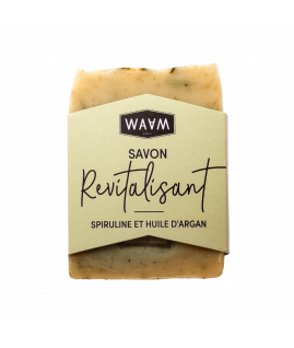 Revitalizing soap with...