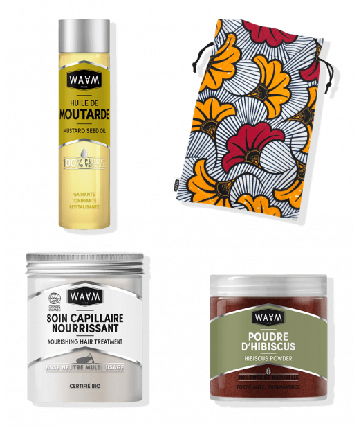 Kit Masque Capillaire Fortifiant