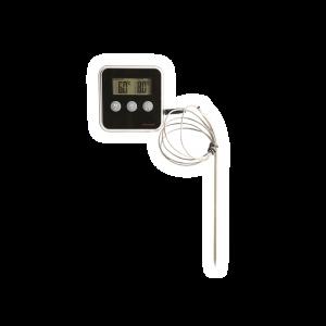 Thermomètre sonde digital multifonction 0° à 250°