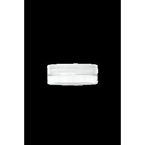 Pot vide 50ml avec couvercle en plastique