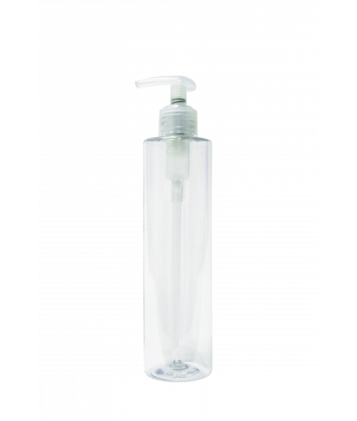 Flacon de 250ml avec Pompe Crème