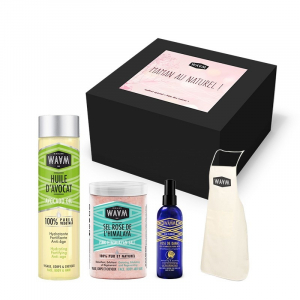 "Coffret ""MAMAN AU NATUREL !"""