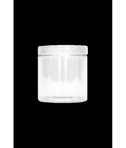 Flacon 400ml avec pompe crème