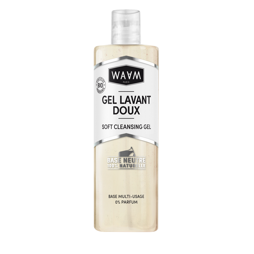 Shampoing sans sulfate 400ml - WAAM