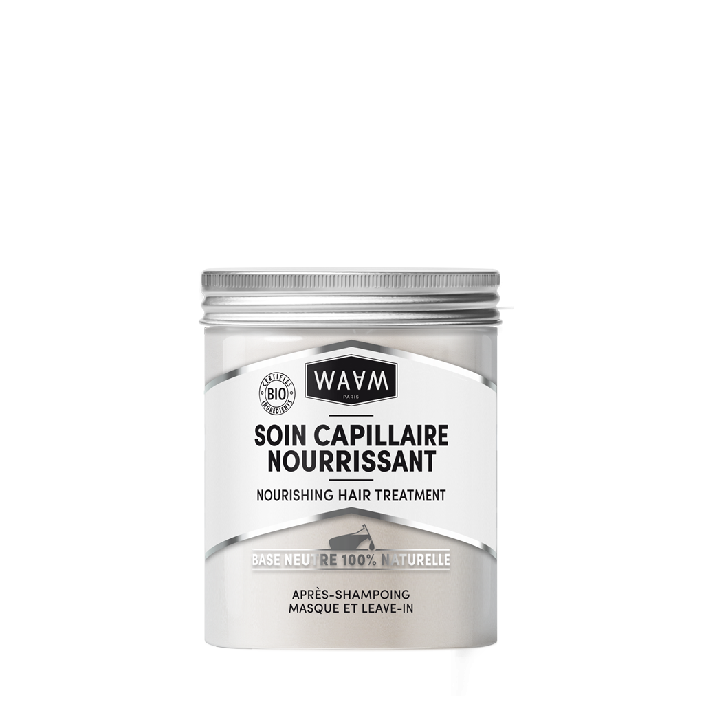 Base soin capillaire nourrissant 300ml WAAM