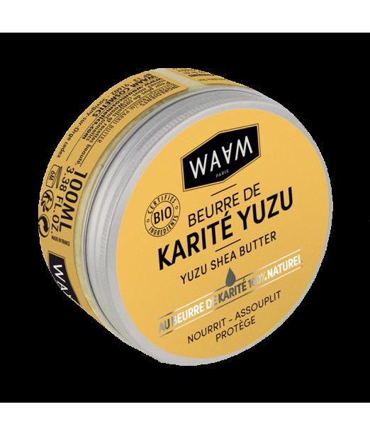 Beurre de karité Yuzu WAAM 100ml
