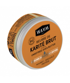 Beurre de karité brut WAAM