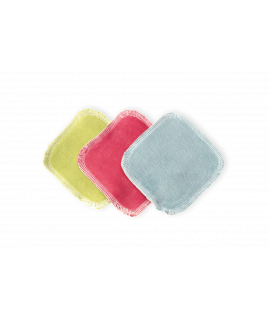 Pack of 3 washable...