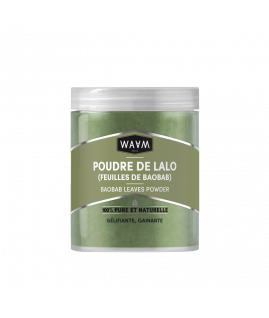 Lalo powder (Baobab Leaves)