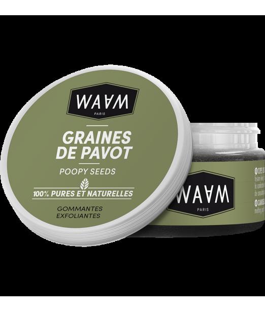 Graines de pavot WAAM