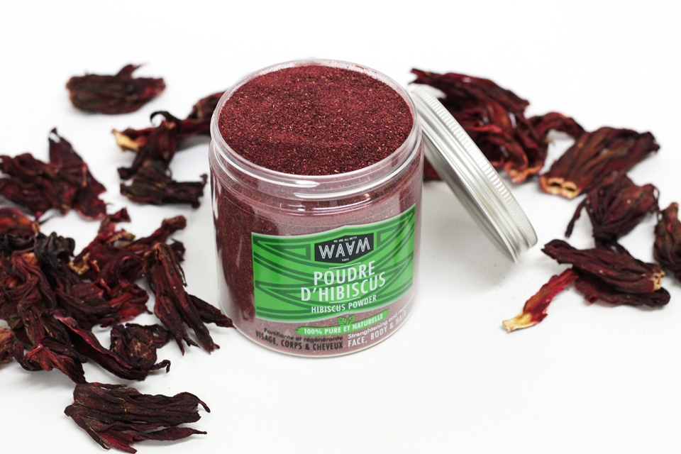 poudre d'hibiscus Waam
