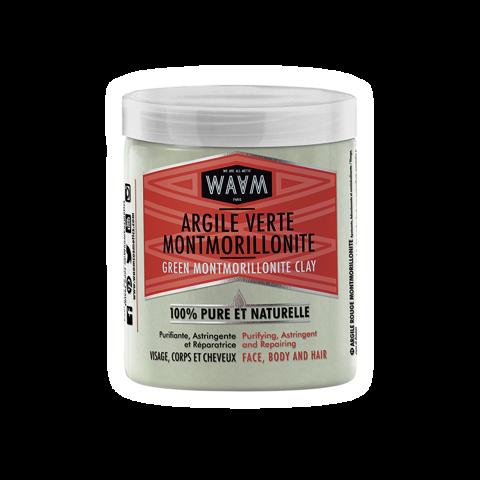 WAAM Argile Verte Montmorillonite